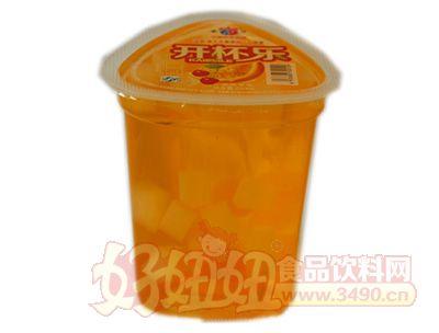 安华开杯乐甜橙味