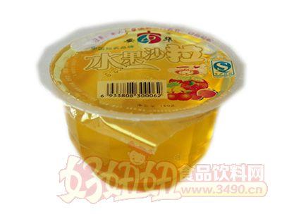 安华水果沙拉菠萝味160g