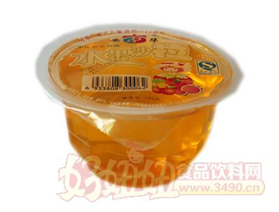 安华水果沙拉甜橙味160g