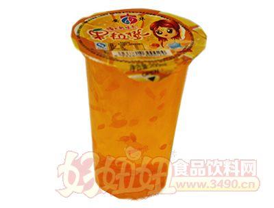 安华果粒橙果味饮料