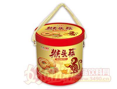 上海越哲猴头菇曲奇饼干808g
