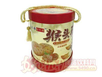 上海谷悦园木糖醇猴头菇饼干818g