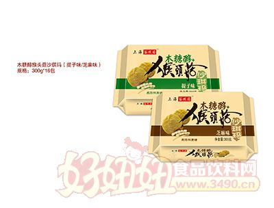 谷悦园木糖醇猴头菇沙琪玛300g