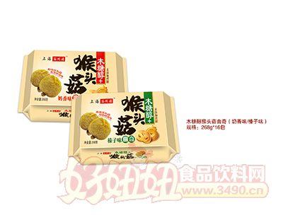 谷悦园木糖醇猴头菇曲奇268g