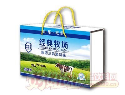 康发经典牧场牛奶
