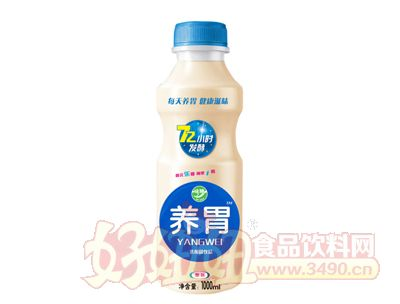 味臻养胃乳酸菌原味1000ml