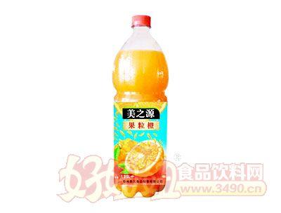 美之源果粒橙1.25L×12瓶