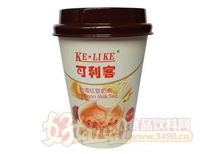 可利客台湾红豆奶茶