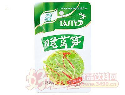 洞庭仙草香辣味脆莴笋32克