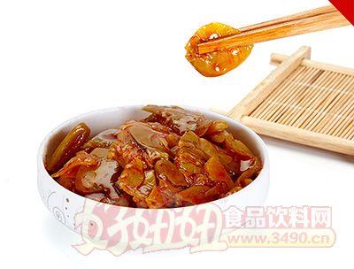洞庭仙草香辣味脆莴笋32克展示