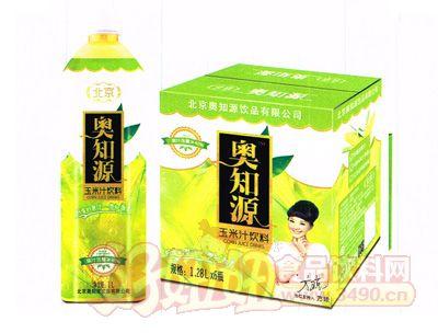 奥知源玉米汁饮料1.28lx6瓶
