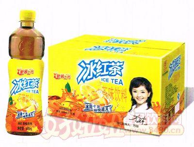 澳神峰冰红茶饮料600mlx15瓶