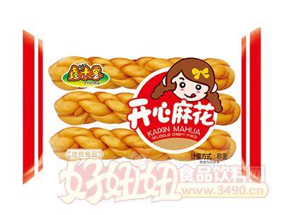 鑫米客传统食品开心麻花称重