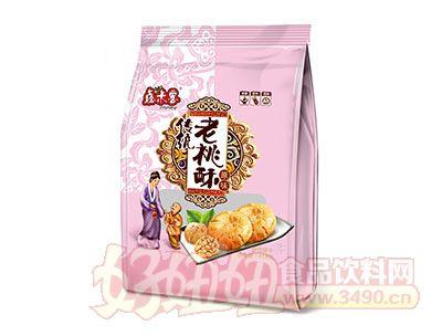 鑫米客原味传统老桃酥418g