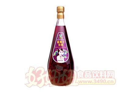 谷尚美蓝莓汁饮料1.5升