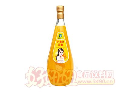 谷尚美芒果汁饮料1.5升