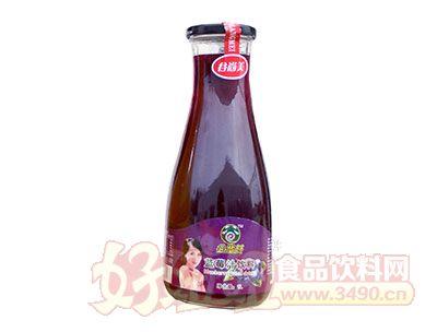 谷尚美蓝莓汁饮料1升