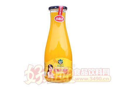谷尚美芒果汁饮料1升