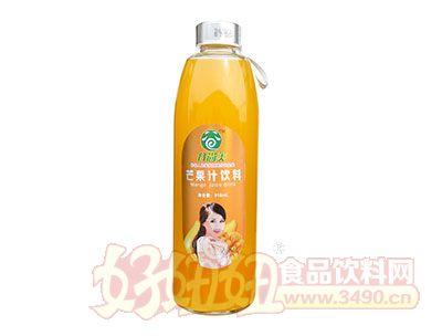 谷尚美芒果汁饮料918毫升