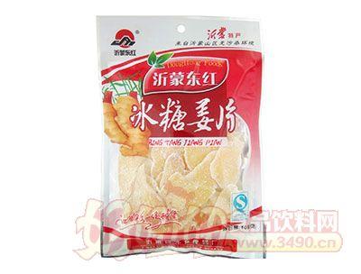 沂蒙东红冰糖姜片108g红袋装