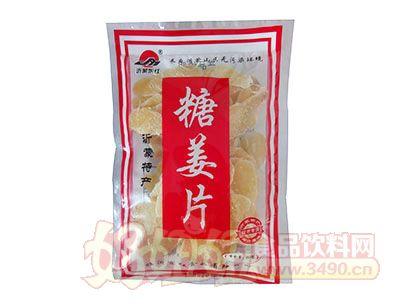 沂蒙东红糖姜片200g