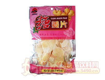 沂蒙东红糖姜片158g红袋装
