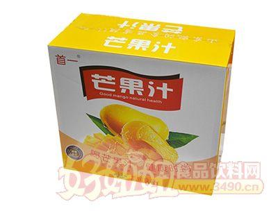 首一芒果汁箱