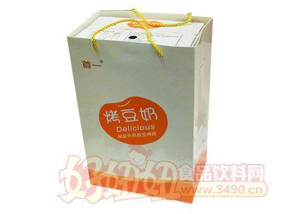 首一烤豆奶植物蛋白饮料礼盒