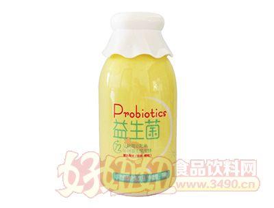 福淋益生菌发酵型含乳饮品复合果味380g