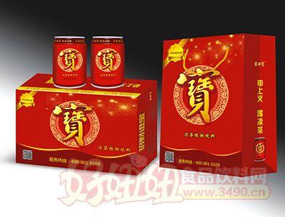 吉祥宝凉茶植物饮料310mlx16罐20罐