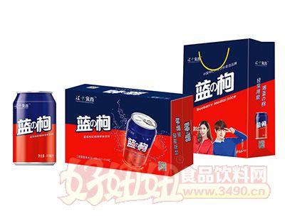 江中蓝枸植物果味饮料