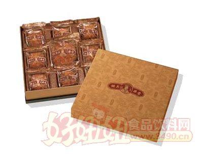 奇华八星聚宝580g月饼