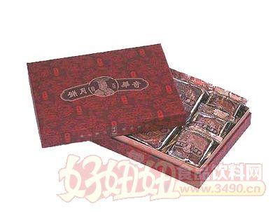 奇华红袍锦盒665g月饼