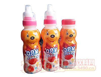 Q贝星乳酸菌风味饮品瓶装