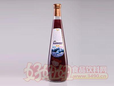 台中实业蓝莓果汁饮品828ml