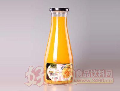 台中实业芒果汁饮料1L