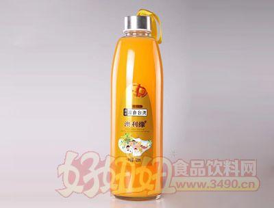 原浆台湾澳利缘芒果果汁920ml