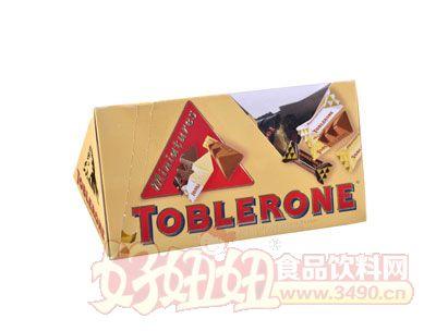 瑞士三角蜂蜜杏仁巧克力