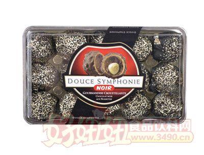 圣托尼臻果威化黑巧克力(方型)