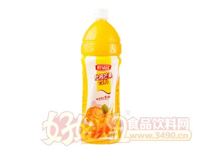 鲜绿园枇杷芒果饮料1.5L(10%)