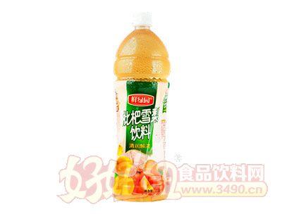 鲜绿园枇杷雪梨饮料1.5L(10%)
