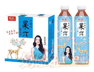 源农果π山楂汁饮料1lx8瓶