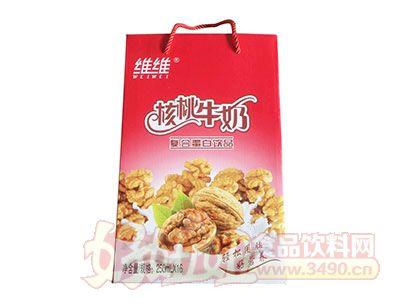 维维核桃牛奶复合蛋白饮品250ml×16礼盒