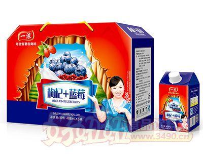 一浓枸杞蓝莓488mlx6盒