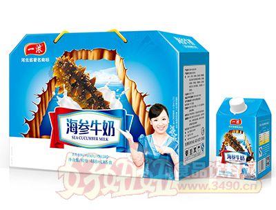 一浓海参牛奶488mlx6盒