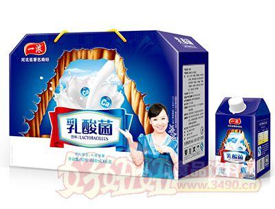 一浓乳酸菌饮品488mlx6盒