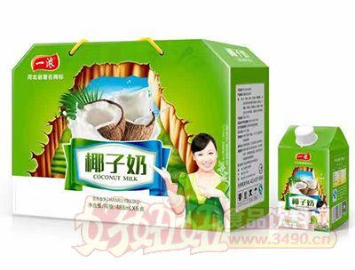 一浓椰子奶488mlx6盒