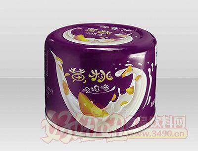 每赛仙酸奶口味210g装黄桃罐头