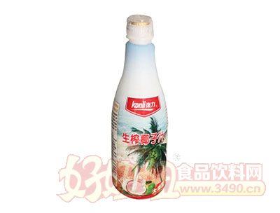强力生榨椰子汁1.25L