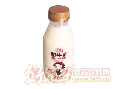 娃仔酸牛乳益生菌发酵乳饮品350ml